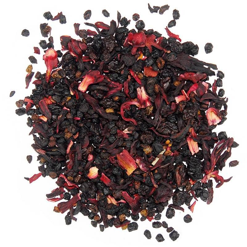 Buy Ronnefeldt Fruit Infusions Online Red Fruit Pudding Loose Leaf Tea ...