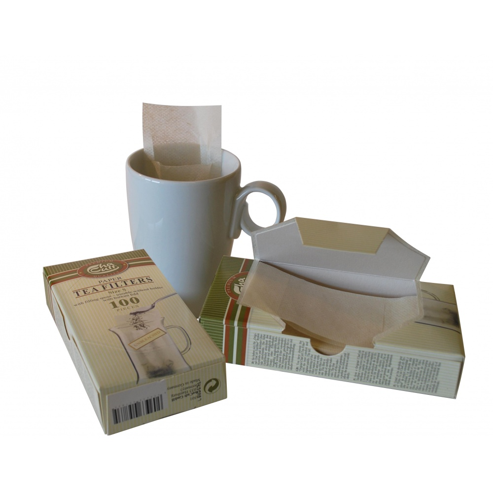 buy small paper tea filter bags cup of tea ltd
