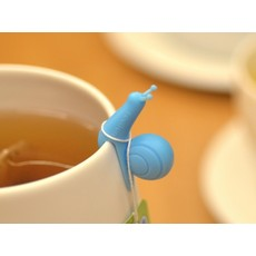 Tea Party Snails for Teabags