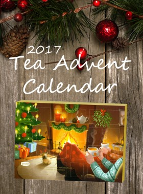 2017 Tea Advent Calendar