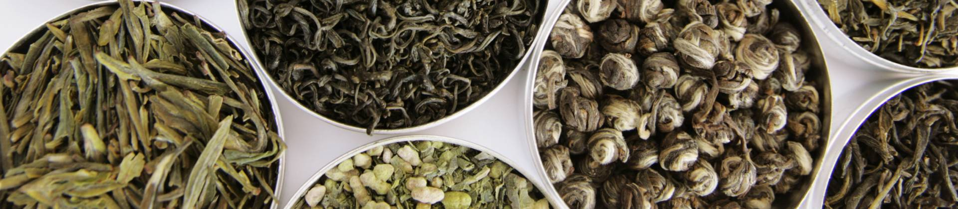 The best black, green and Oolong teas.