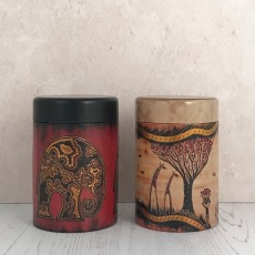 Tea Caddy Sets