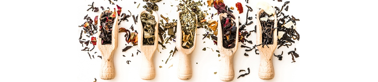 Flavoured Black & Green Teas