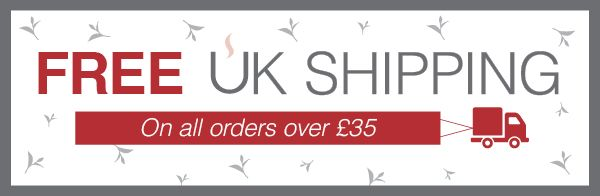 Free UK Delivery When You Spend £35 Or More