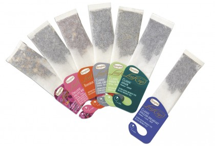IN A HURRY? OUR LEAFCUP TEABAGS ARE JUST WHAT YOU NEED FOR A TASTY BREW