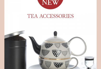 New Tea Accessories