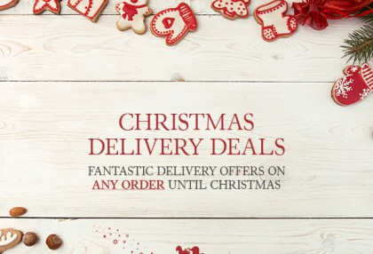 Christmas Delivery Deals
