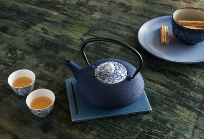 New Teapots and Tea Sets