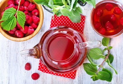 Fruit Teas- Delicious hot or cold!
