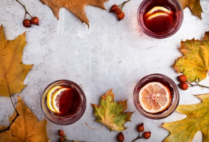 AUTUMN IN A CUP