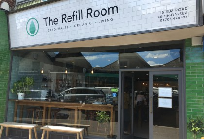 In Conversation with The Refill Room Zero Waste Store in Leigh-on-Sea