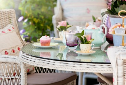 Create your own Mother's Day Afternoon Tea