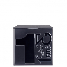 Volumetric Square XS Tea Caddy