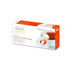 Ronnefeldt LeafCup® Rooibos Cream Orange Tea Bags