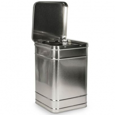 Uni Square Large Tin Hinged Lid 2kg