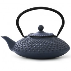Xilin Cast Iron Teapot Blue-Black 1.25l