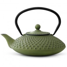 Xilin Cast Iron Teapot Green 1.25l