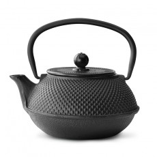 Jang Cast Iron Teapot Set Black Teapot & Cups 0.8L