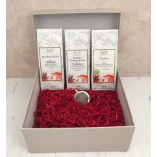 Rooibos Tea Gift Box (Grey)