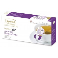 Ronnefeldt LeafCup® Ayurveda Keep On Going Organic Tea Bags