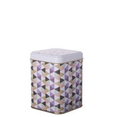 Betti Geometric Tea Caddy 100g
