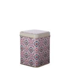 Helma Patterned Tea Caddy 100g