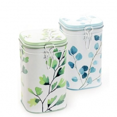 Trees Set of Two Tea Caddies 250g