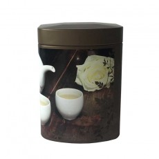 Tea Leaves Tea Caddy 100g