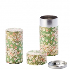 Masari Tea Caddies 100g & 150g