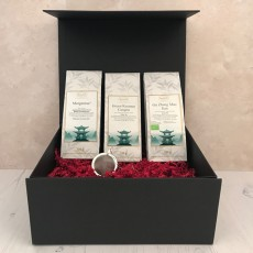 Green Tea Gift Box (Black)