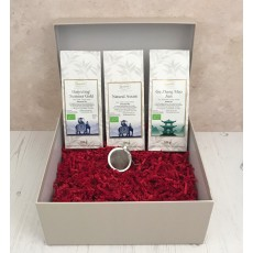 Organic Tea Gift Box (Grey)
