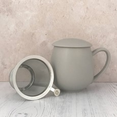 Zaara Herb Tea Mug Matt Grey 0.35L