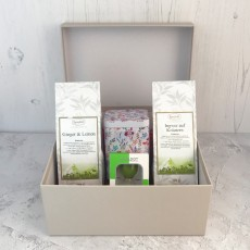 Herbal Tea & Tin Gift Box