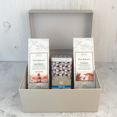 Wellness Tea & Tin Gift Box