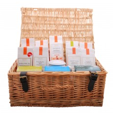 Bespoke Personalised Tea Hampers