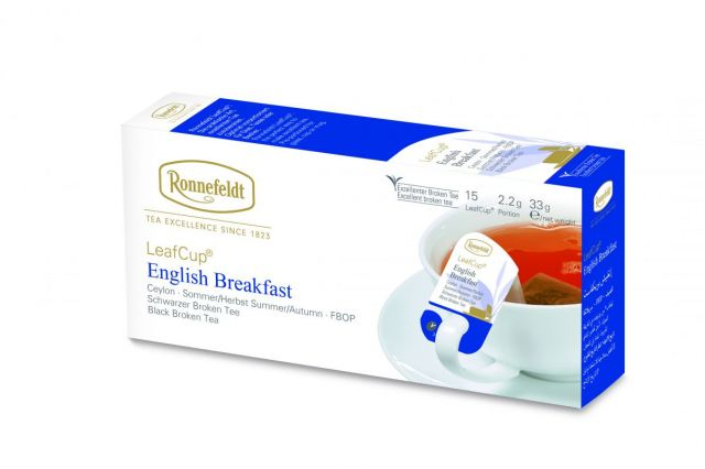 Ronnefeldt LeafCup English Breakfast