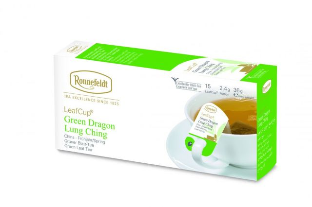 Ronnefeldt LeafCup Green Dragon Tea