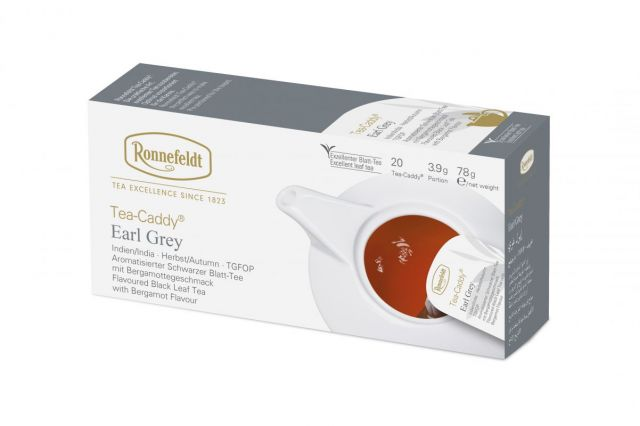 Ronnefeldt Tea-Caddy® Earl Grey Tea Bags