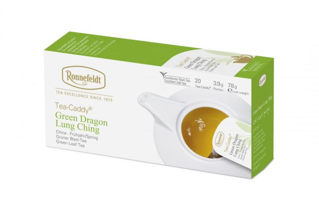 Ronnefeldt Tea-Caddy® Lung Ching Tea Bags