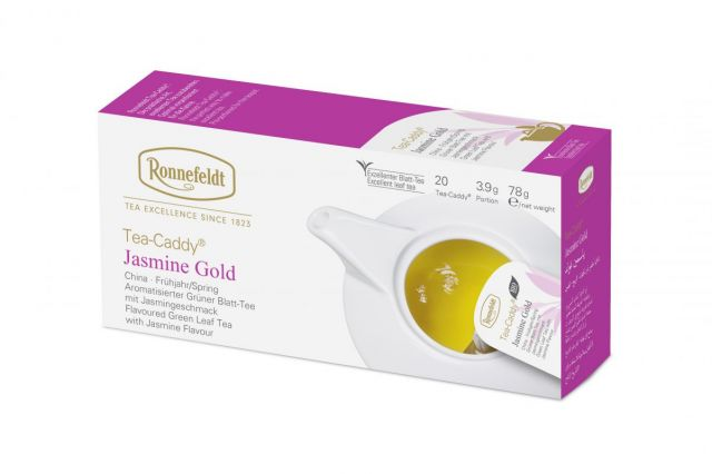 Ronnefeldt Tea-Caddy® Jasmine Tea Bags