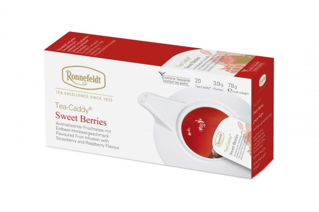 Ronnefeldt Tea-Caddy Sweet Berries
