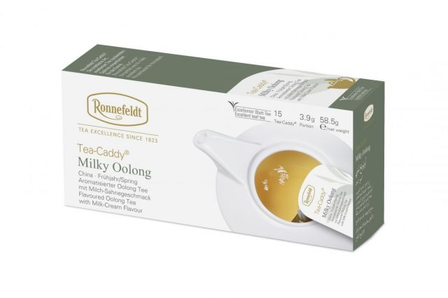 Ronnefeldt Tea-Caddy® Milky Oolong Tea Bags