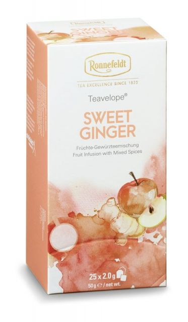 Ronnefeldt Teavelope® Sweet Ginger Tea
