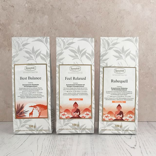 Wellness Tea Collection