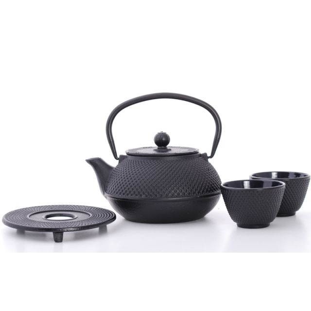 Jang Black Tea Set 0.8l