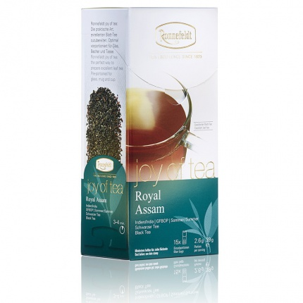 Ronnefeldt Joy of Tea Royal Assam