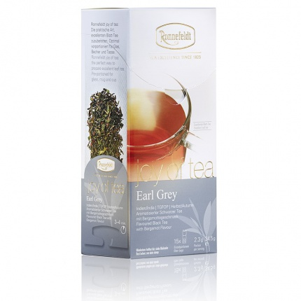 Ronnefeldt Joy of Tea Earl Grey Tea Bags