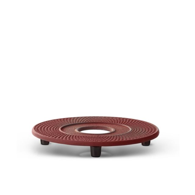 Xilin Red Iron Trivet