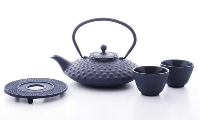Xilin Blue/Black Tea Set 0.8L