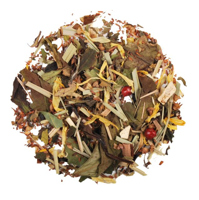 Tulsi Mango Ginger High Tea Co Loose Leaf 100g